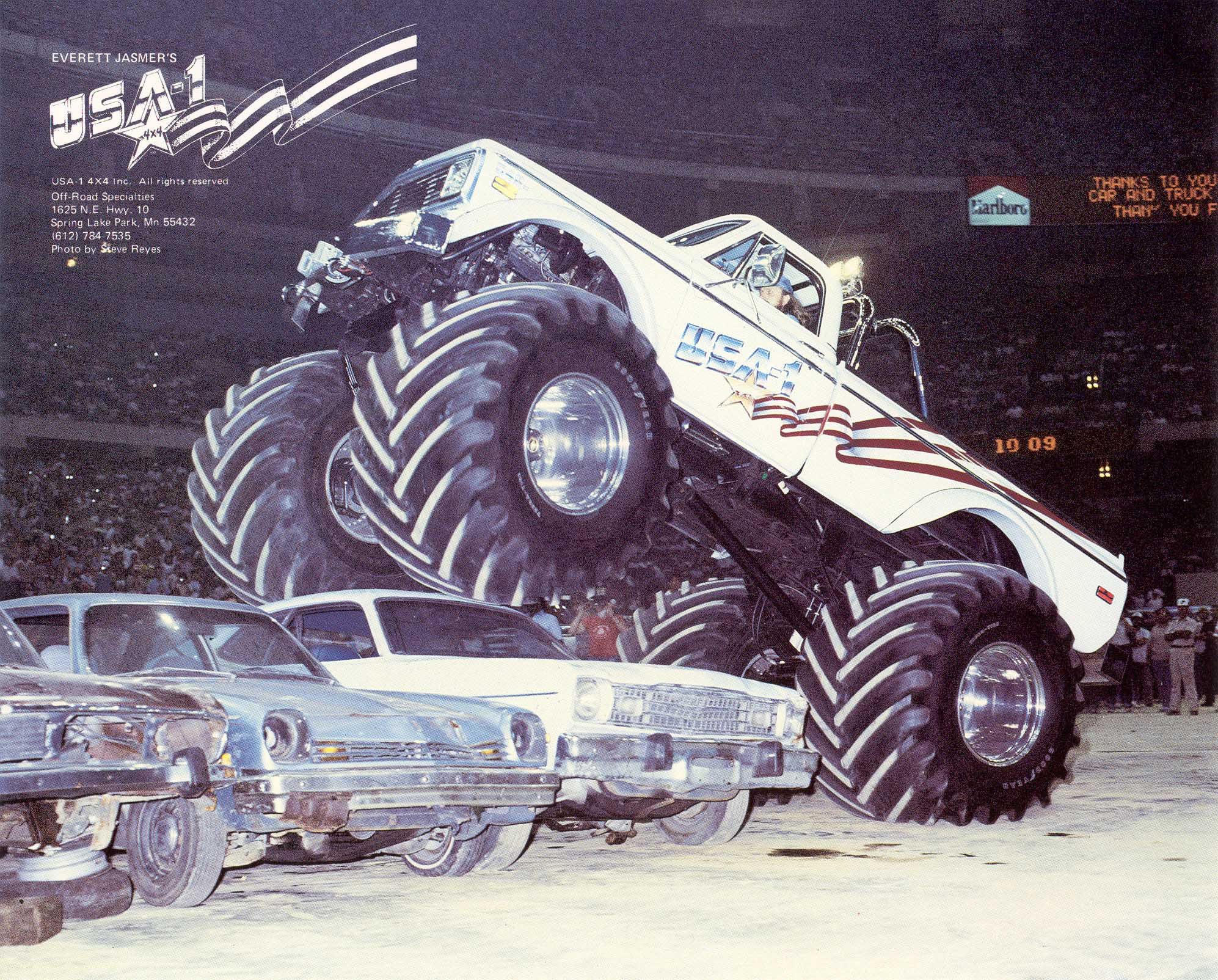 GSTA Car Show USA X Official Site - Monster car show
